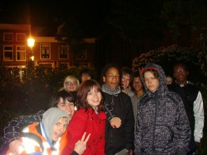 Dropping 2011 Grote groep